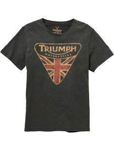 TRIUMPH TEE Silver