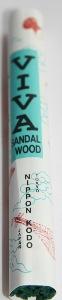 Japanese Incense | Nippon Kodo | Mainichiko Viva (Sandalwood) | 50 Stick Roll