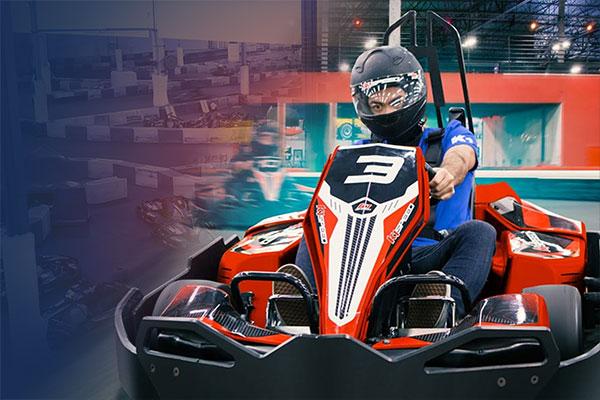 Karting Indoor - KIP