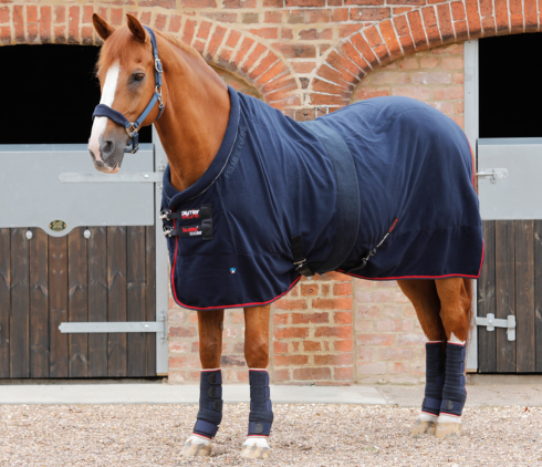 Buster Fleece Cooler Rug - Prestige Edition